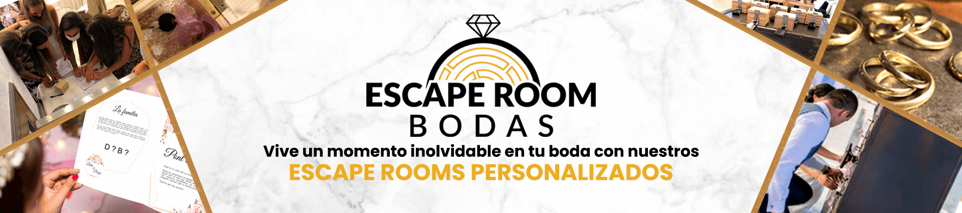 Escape Room Bodas